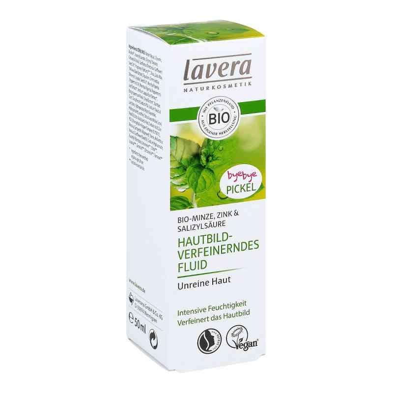 Lavera hautbildverfeinerndes Fluid Minze  zamów na apo-discounter.pl