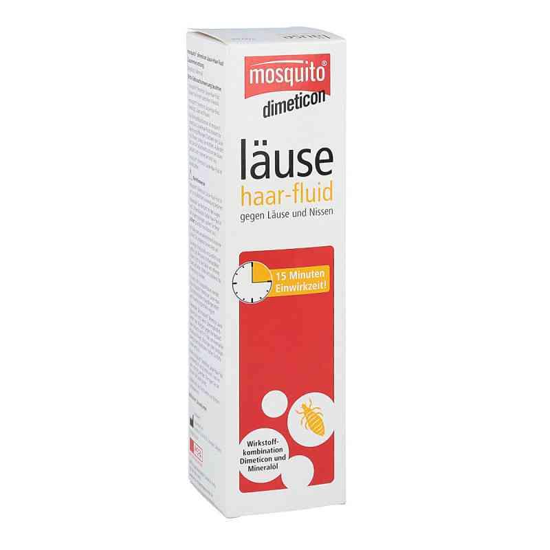 Mosquito dimed Läuse Haar-fluid zamów na apo-discounter.pl