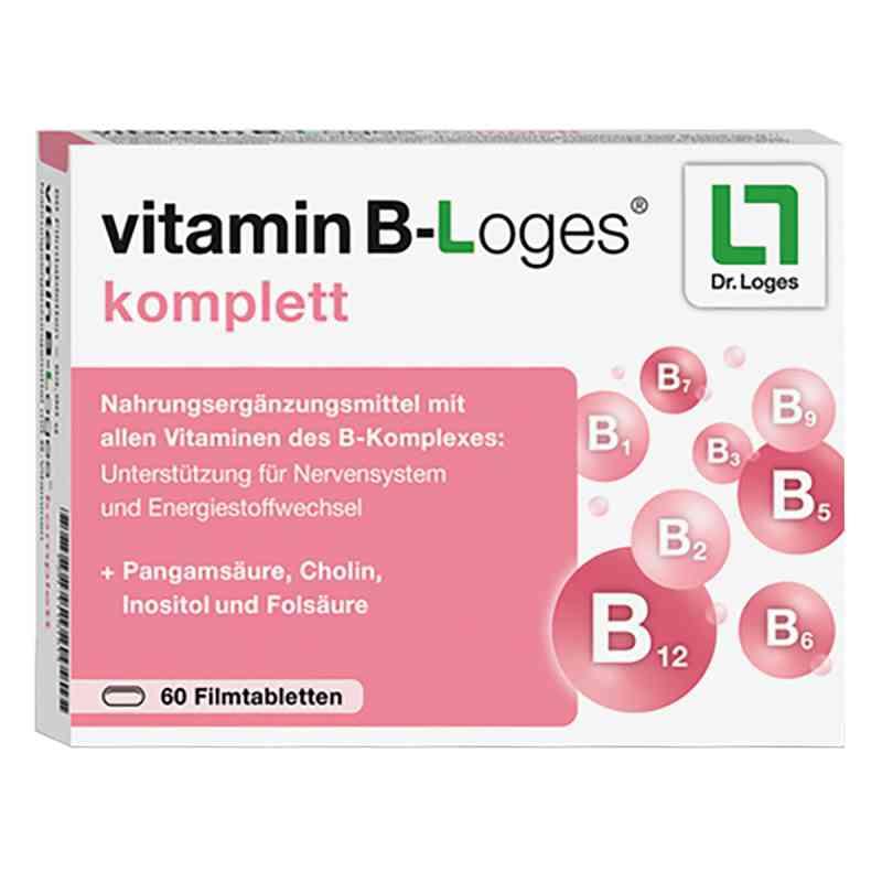 Vitamin B-loges komplett Filmtabletten  zamów na apo-discounter.pl