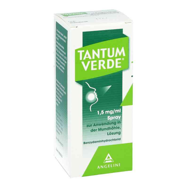 Tantum Verde 1,5 mg/ml Spr.z.anwend.i.d.mundhöhle zamów na apo-discounter.pl
