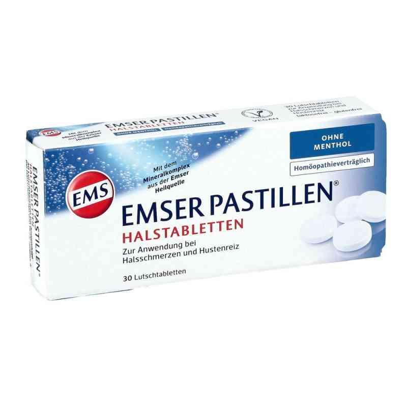 Emser pastylki z solą emską bez mentolu  zamów na apo-discounter.pl
