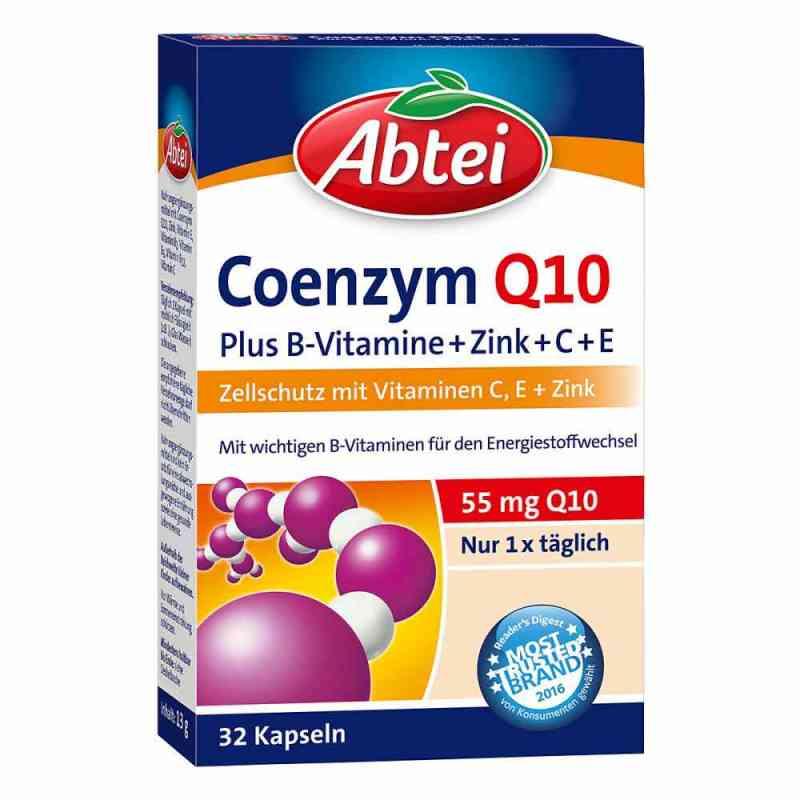Abtei Coenzym Q10 Plus Kapseln zamów na apo-discounter.pl