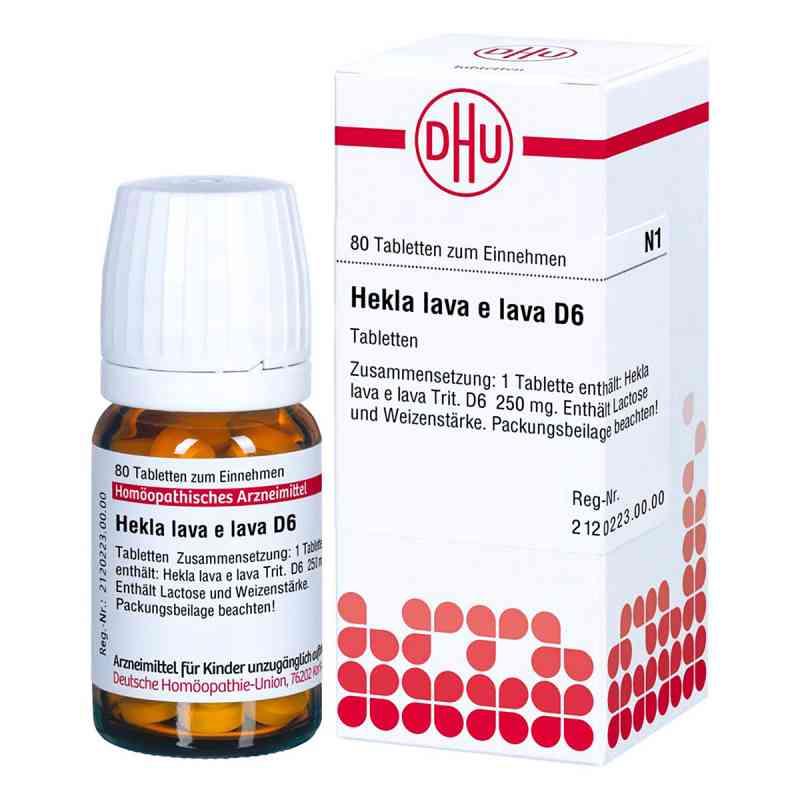 Hekla lava e lava D 6 Tabletten zamów na apo-discounter.pl