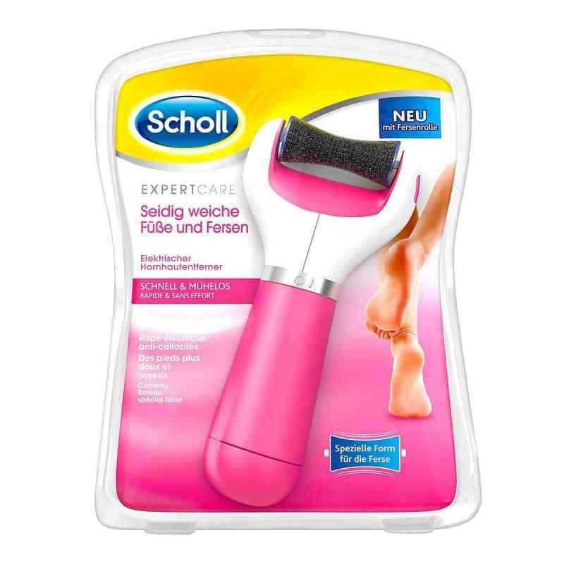 Scholl Velvet Smooth różowy pilnik elektryczny do stóp  zamów na apo-discounter.pl