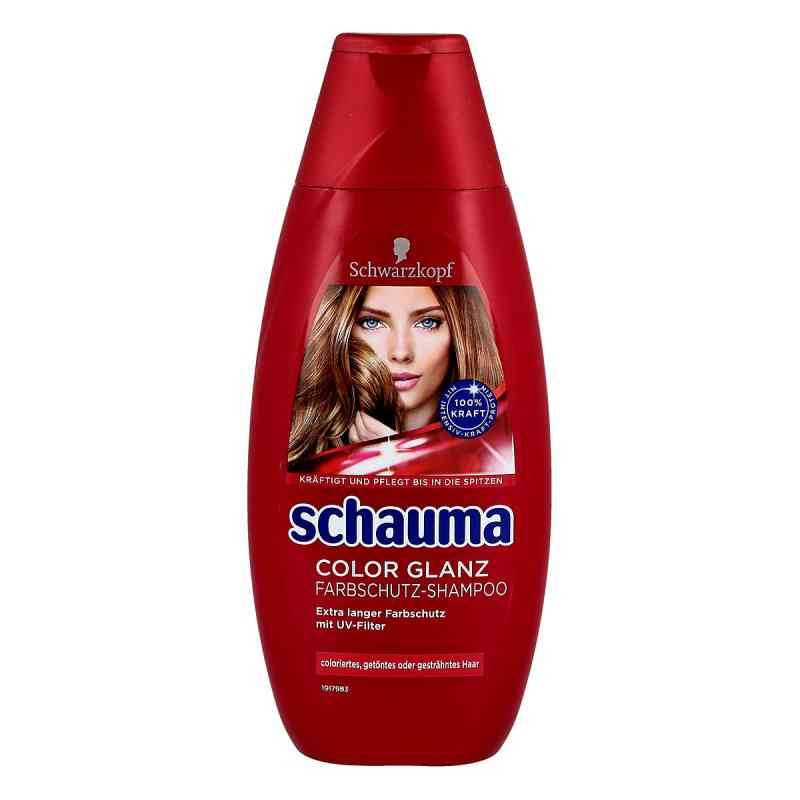Schauma Shampoo Color Glanz  zamów na apo-discounter.pl