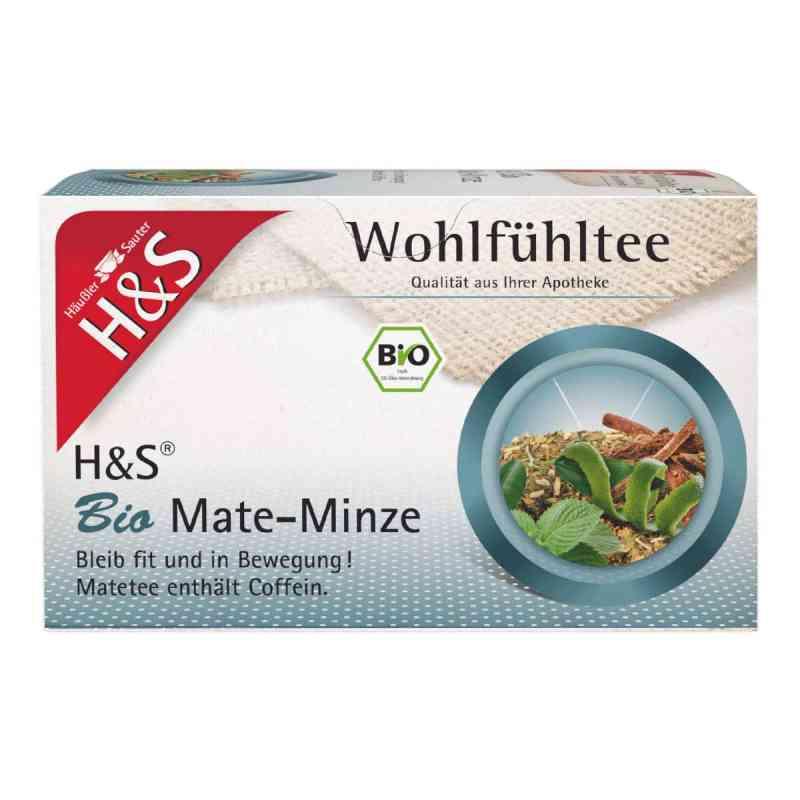 H&s Mate-minze Filterbeutel  zamów na apo-discounter.pl