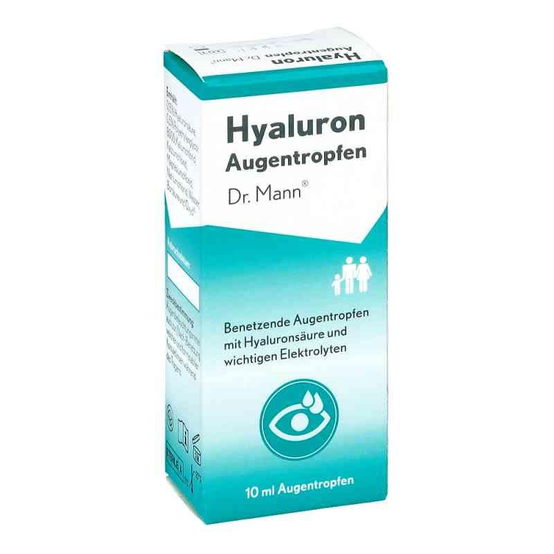 Hyaluron Augentropfen Doktor mann zamów na apo-discounter.pl