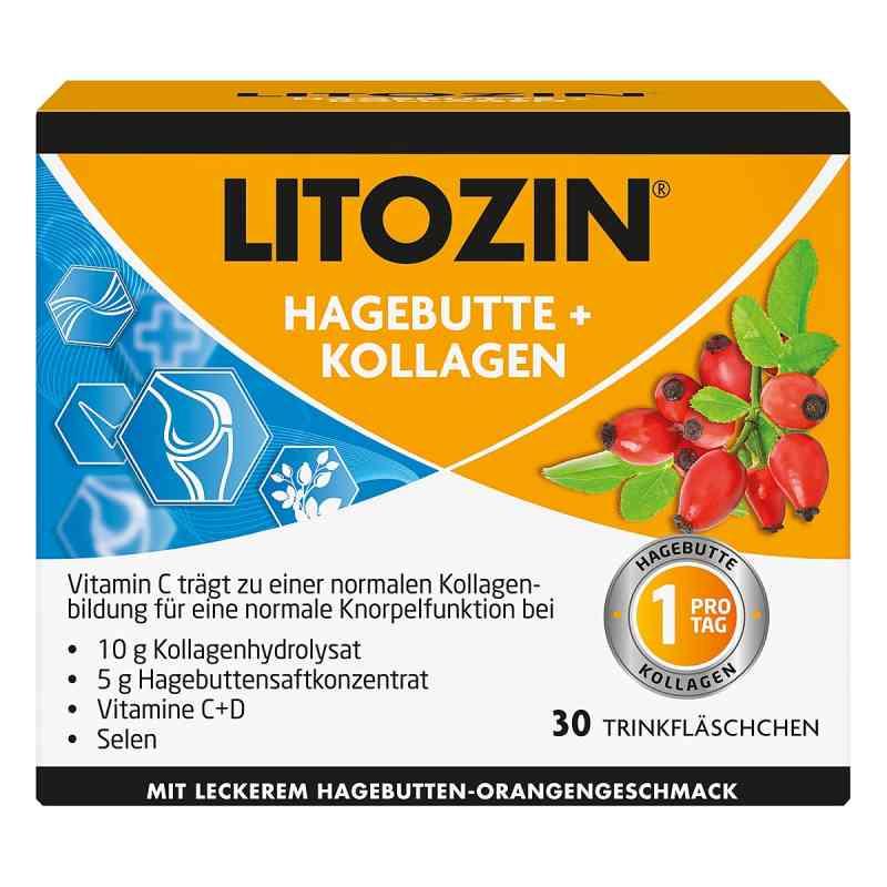 Litozin Hagebutte + Kollagen  zamów na apo-discounter.pl