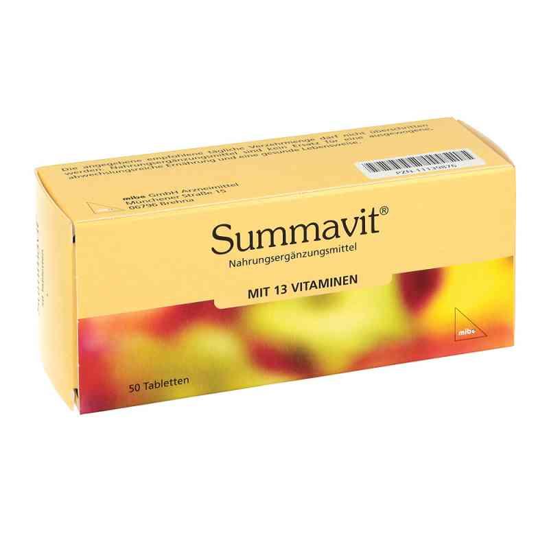Summavit Tabletki witaminowe  zamów na apo-discounter.pl