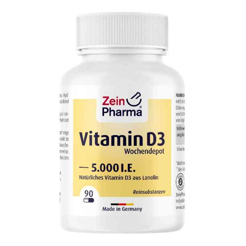 Vitamin D3 5.000 I.e. Wochendepot Kapseln zamów na apo-discounter.pl