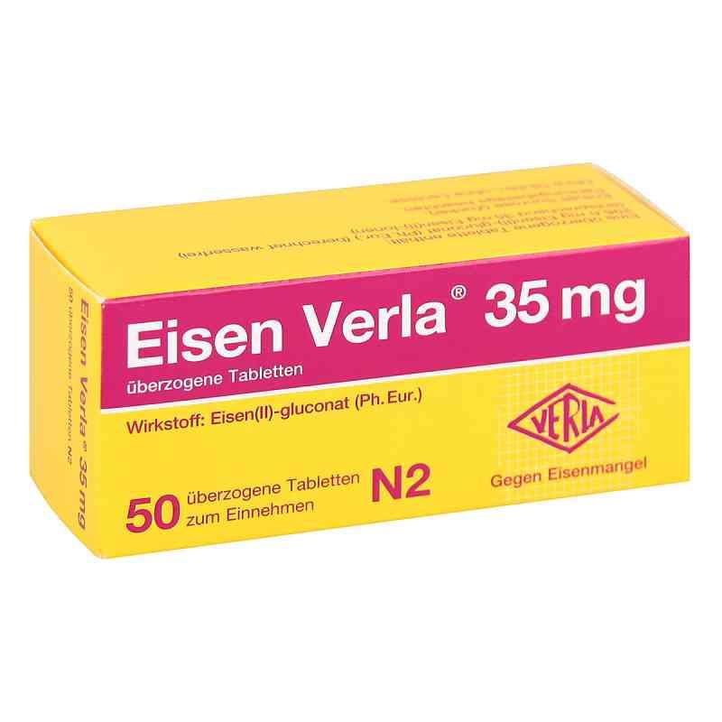 Eisen Verla 35 mg überzogene Tabletten  zamów na apo-discounter.pl