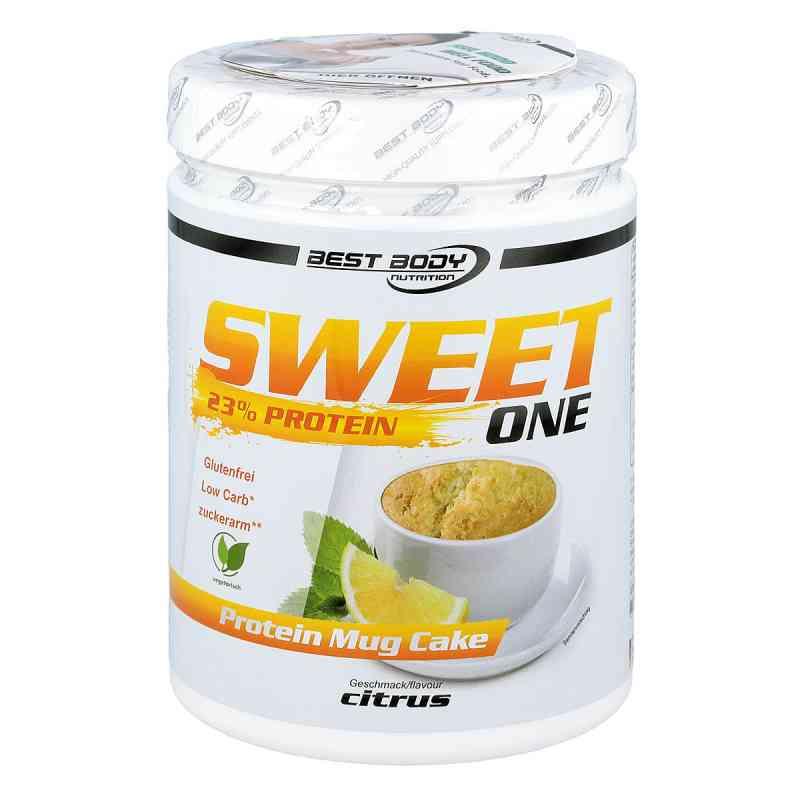 Bb Protein Mug Cake citrus Pulver  zamów na apo-discounter.pl