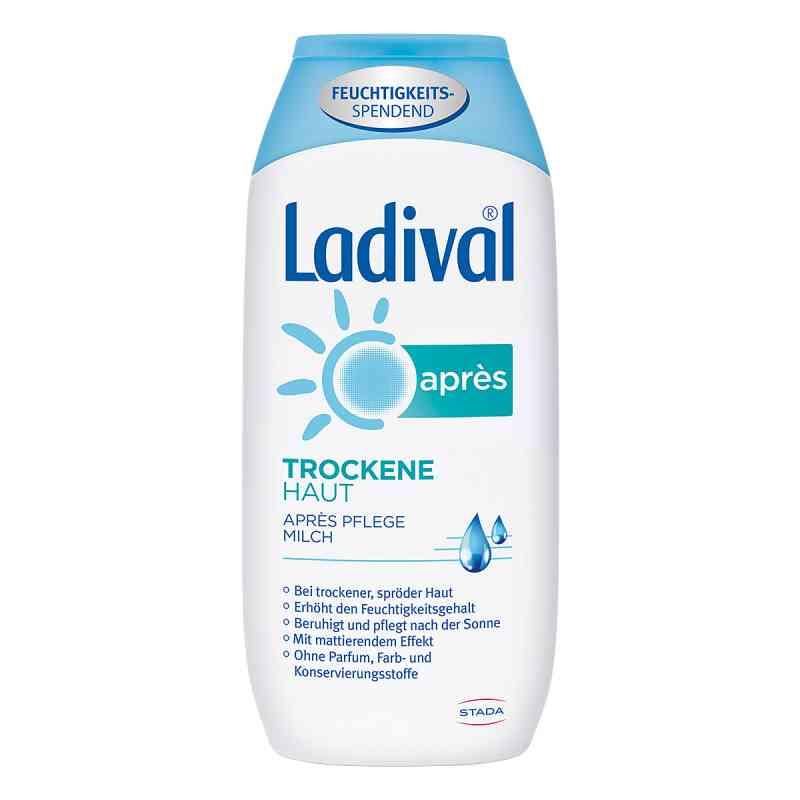 Ladival trockene Haut Apres Pflege Milch  zamów na apo-discounter.pl