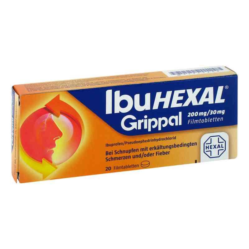 Ibuhexal Grippal 200 mg/30 mg Filmtabletten  zamów na apo-discounter.pl