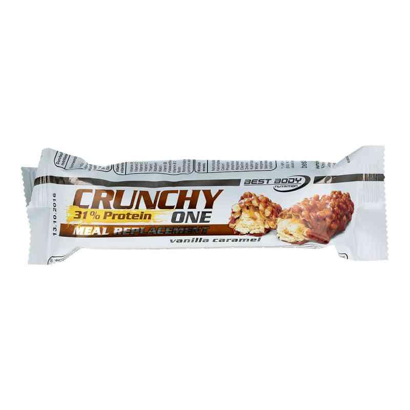 Bbn Crunchy One Riegel Vanilla-caramel zamów na apo-discounter.pl