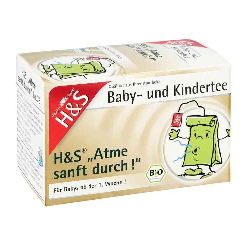H&s Atme sanft durch Bio Baby- und Kindertee zamów na apo-discounter.pl