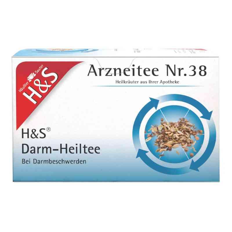 H&s Darm-heiltee Filterbeutel zamów na apo-discounter.pl