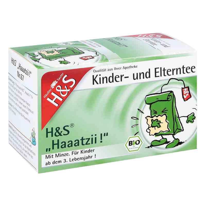 H&S Haaatzii Bio herbatka dla dzieci i dorosłych zamów na apo-discounter.pl
