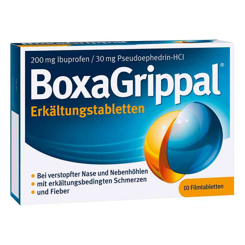 Boxagrippal 200 mg/30 mg Filmtabletten  zamów na apo-discounter.pl