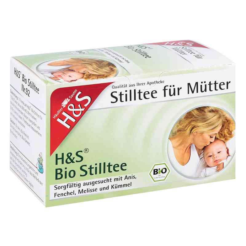 H&s Bio Stilltee Filterbeutel zamów na apo-discounter.pl