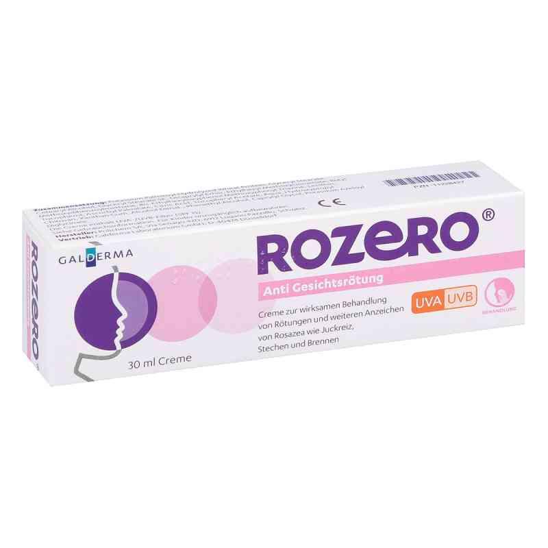 Rozero Anti Gesichtsrötung Creme  zamów na apo-discounter.pl