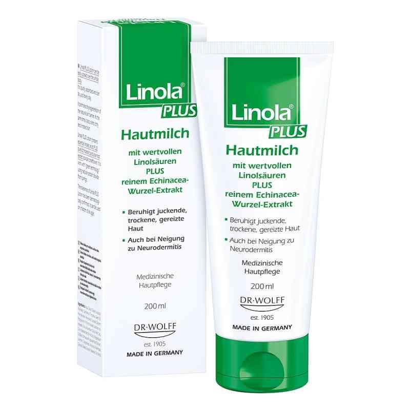 Linola Plus, mleczko do skóry  zamów na apo-discounter.pl