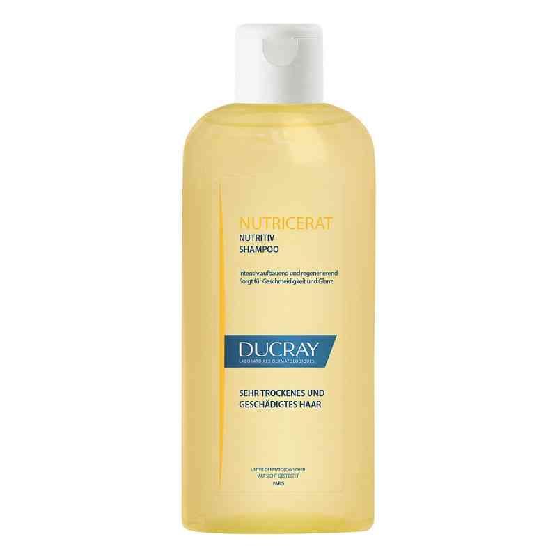 Ducray Nutricerat Ultra Nutritiv szampon do włosów suchych zamów na apo-discounter.pl