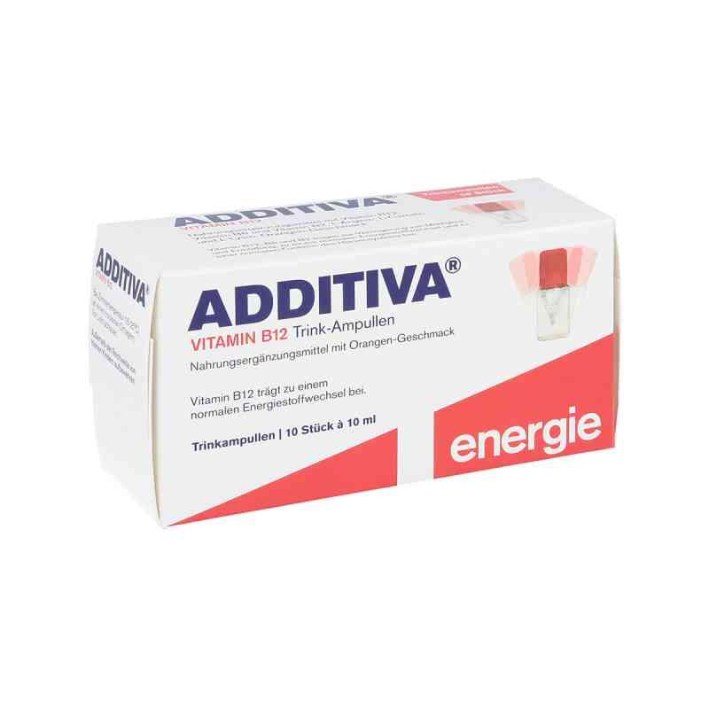 Witamina B12 Additiva ampułki do picia  zamów na apo-discounter.pl