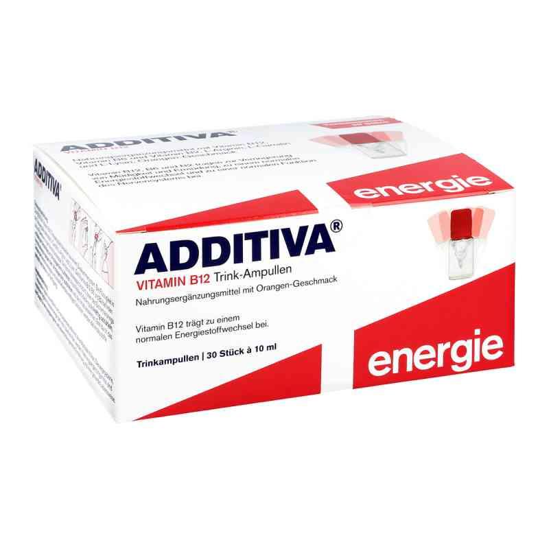 Witamina B12 Additiva - ampułki do picia zamów na apo-discounter.pl