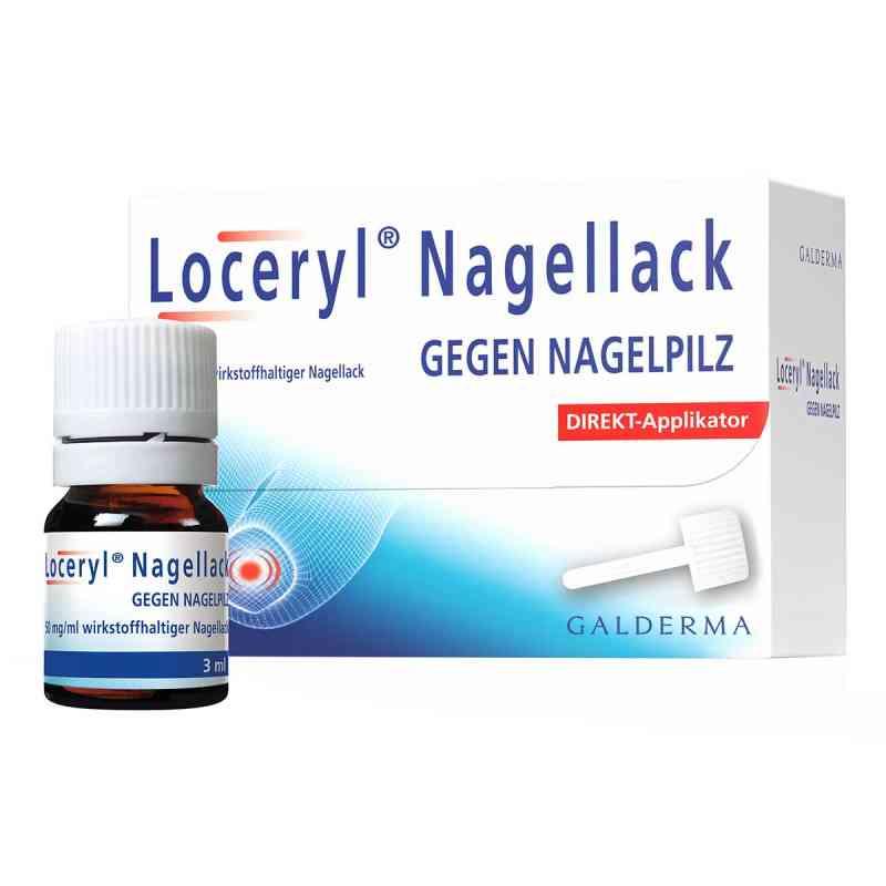 Loceryl Nagellack lakier przeciwgrzybiczny do paznokci  zamów na apo-discounter.pl