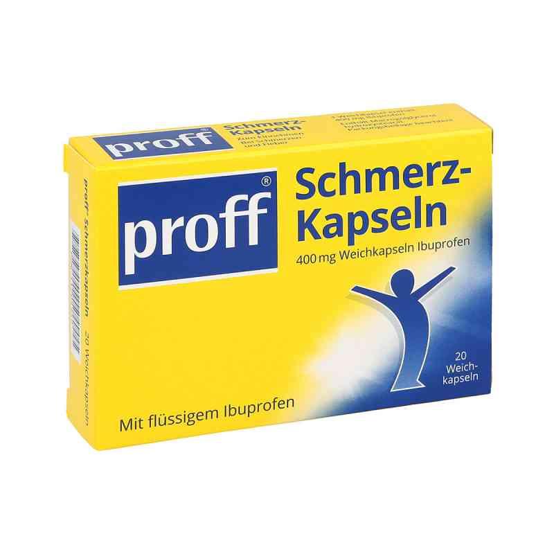 Proff Schmerzkapseln 400 mg  zamów na apo-discounter.pl