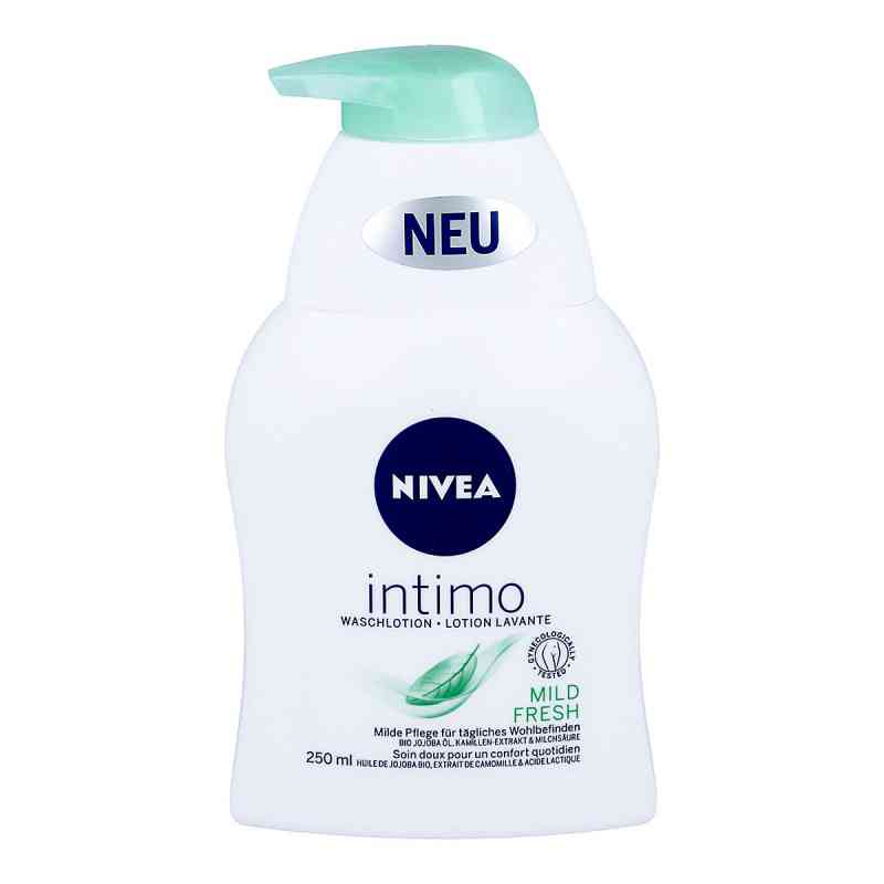 Nivea Intimo Waschlotion mit Pumpe zamów na apo-discounter.pl