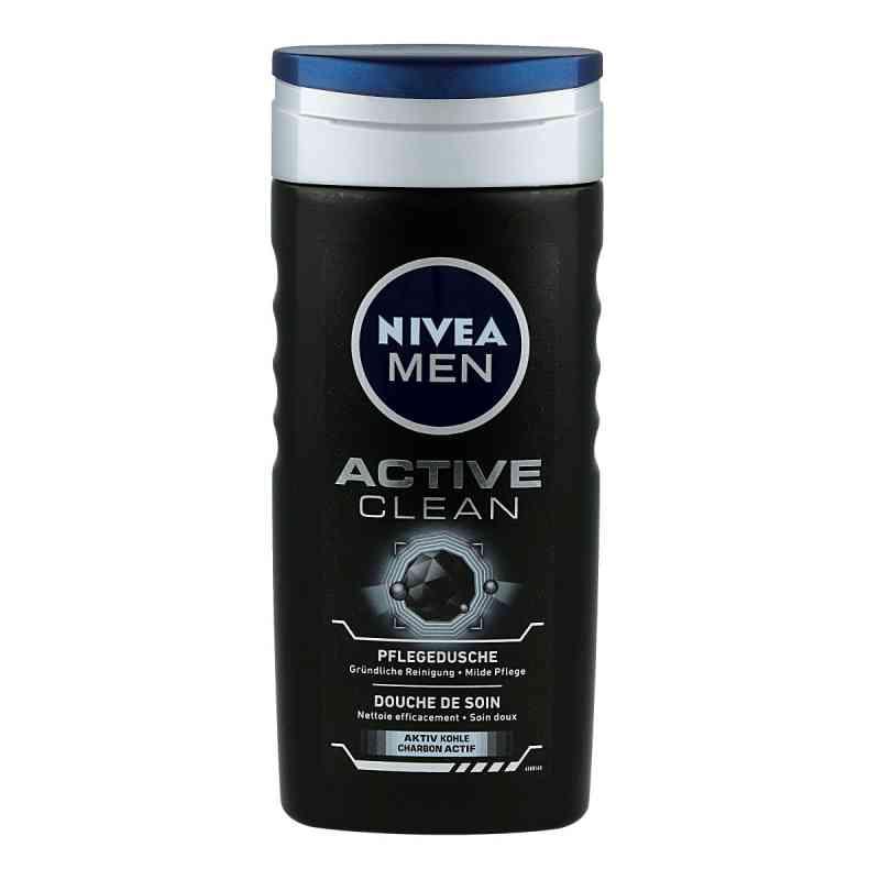Nivea Men Active Clean żel pod prysznic zamów na apo-discounter.pl