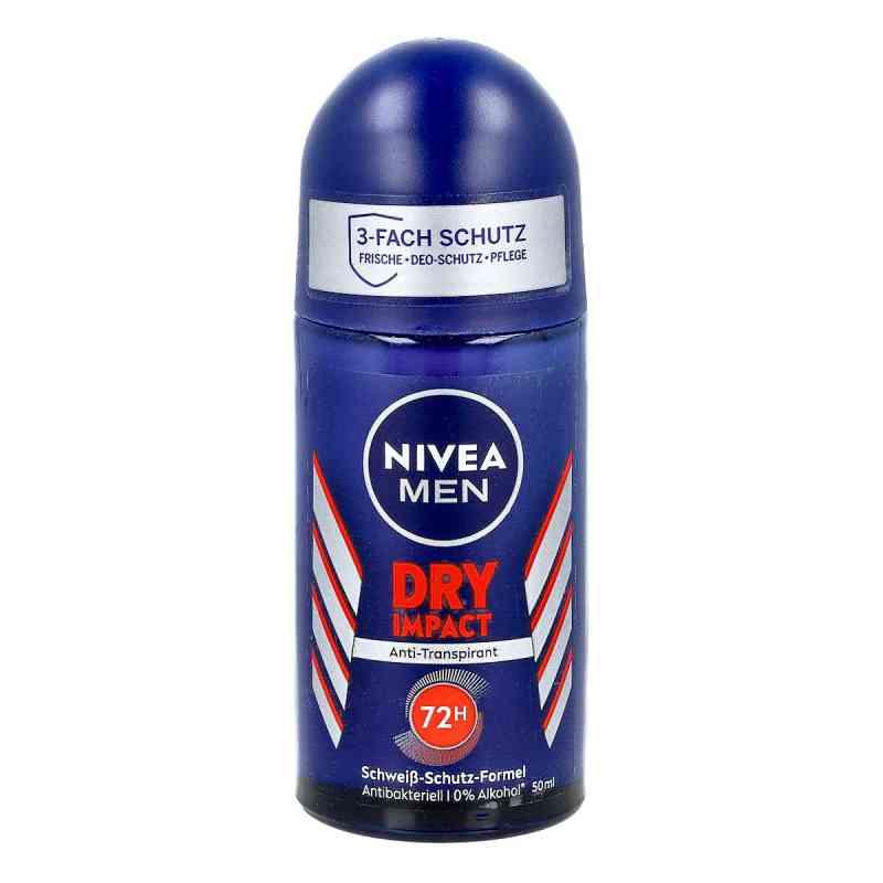 Nivea Men Deo Roll-on dry comfort zamów na apo-discounter.pl