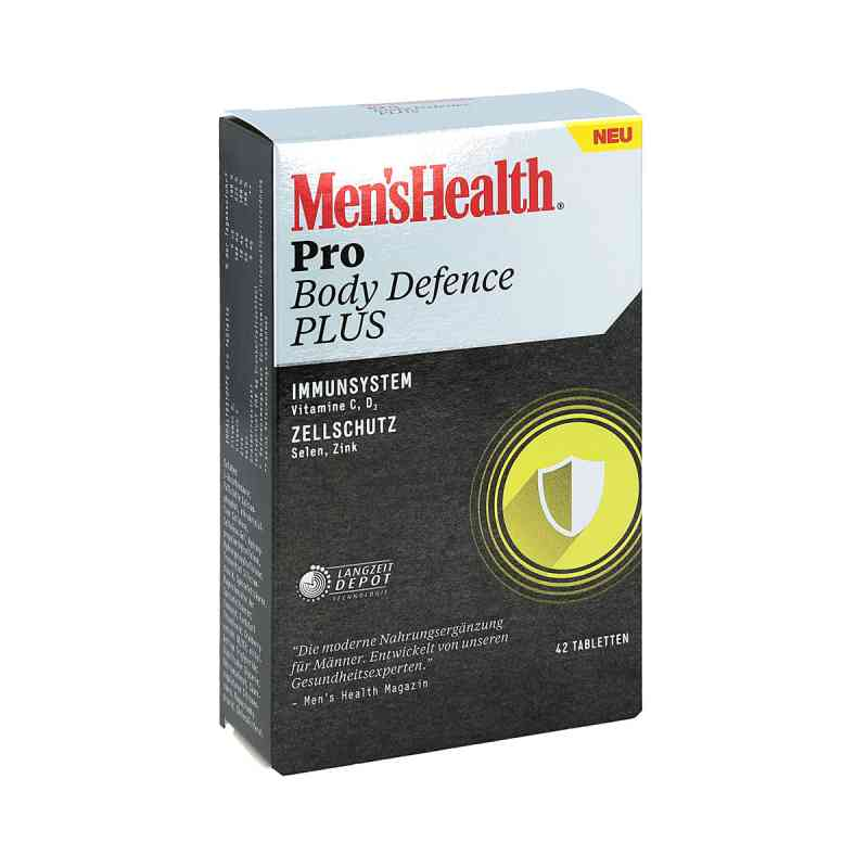 Men's Health Pro Body Defence Plus Tabletten zamów na apo-discounter.pl
