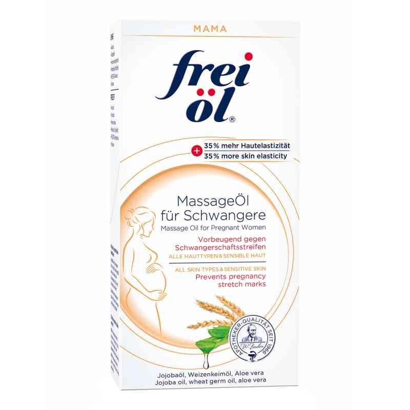 Frei olejek do masażu dla kobiet w ciąży  zamów na apo-discounter.pl