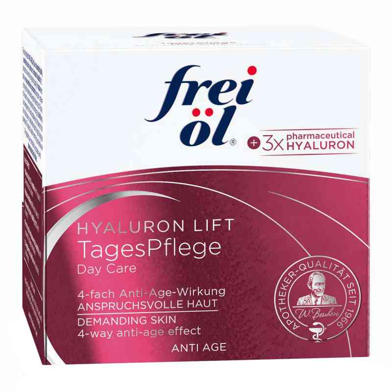 Frei öl Anti-age Hyaluron Lift Tagespflege  zamów na apo-discounter.pl