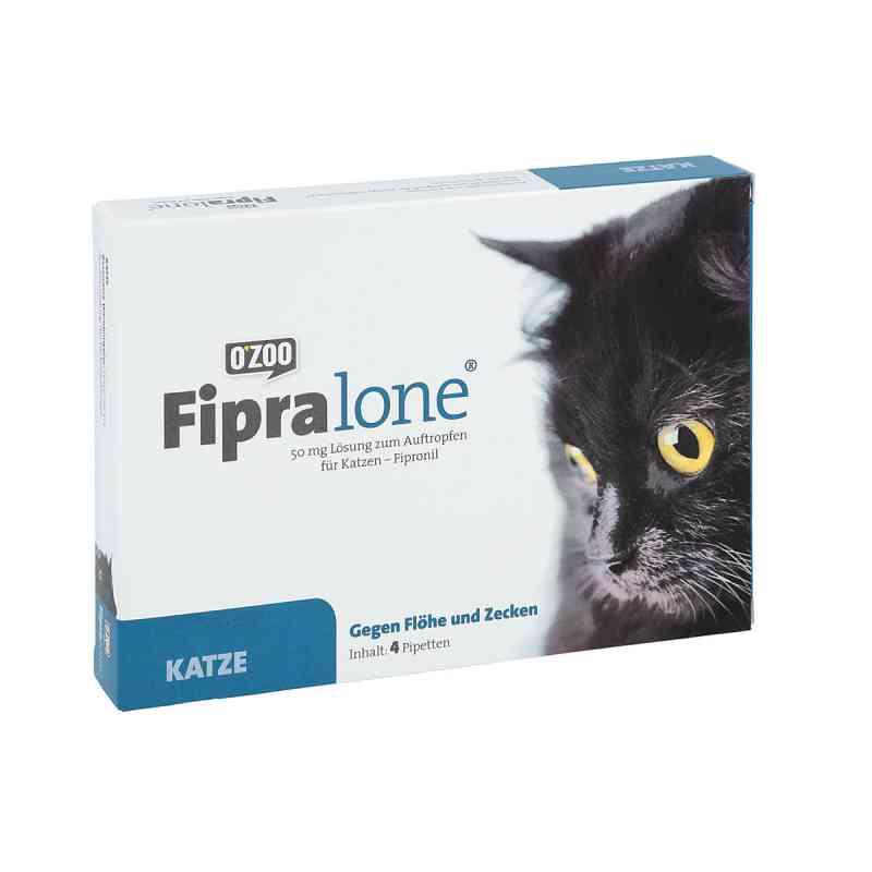 Fipralone 50 mg Lösung zur, zum auftropf.f.katzen veterinär  zamów na apo-discounter.pl