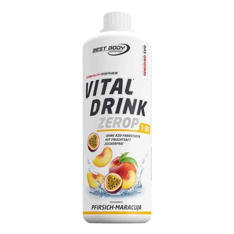Bb Low Carb Vital Drink Pfirsich-maracuja  zamów na apo-discounter.pl