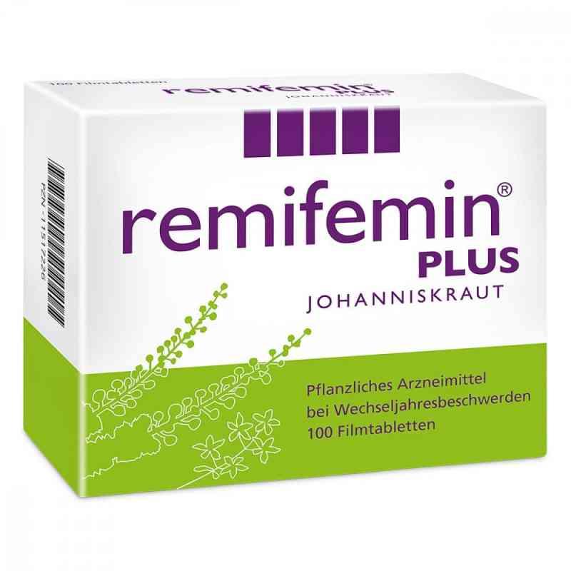 Remifemin plus w tabletkach powlekanych  zamów na apo-discounter.pl