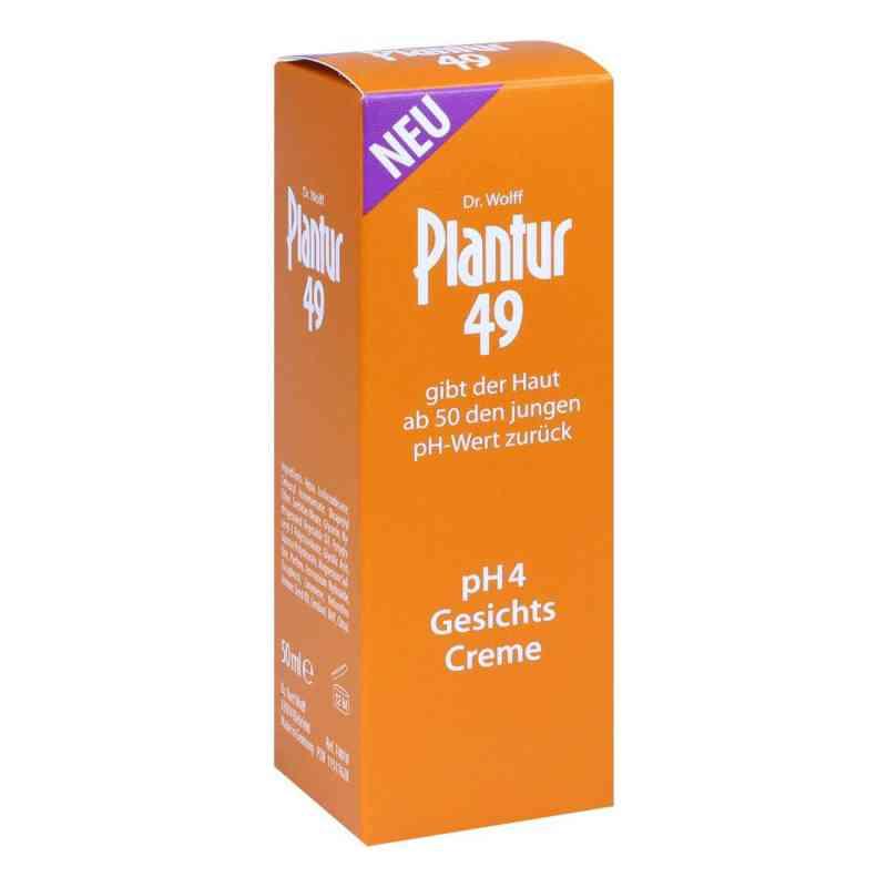 Plantur 49 pH4 Gesichts-creme zamów na apo-discounter.pl
