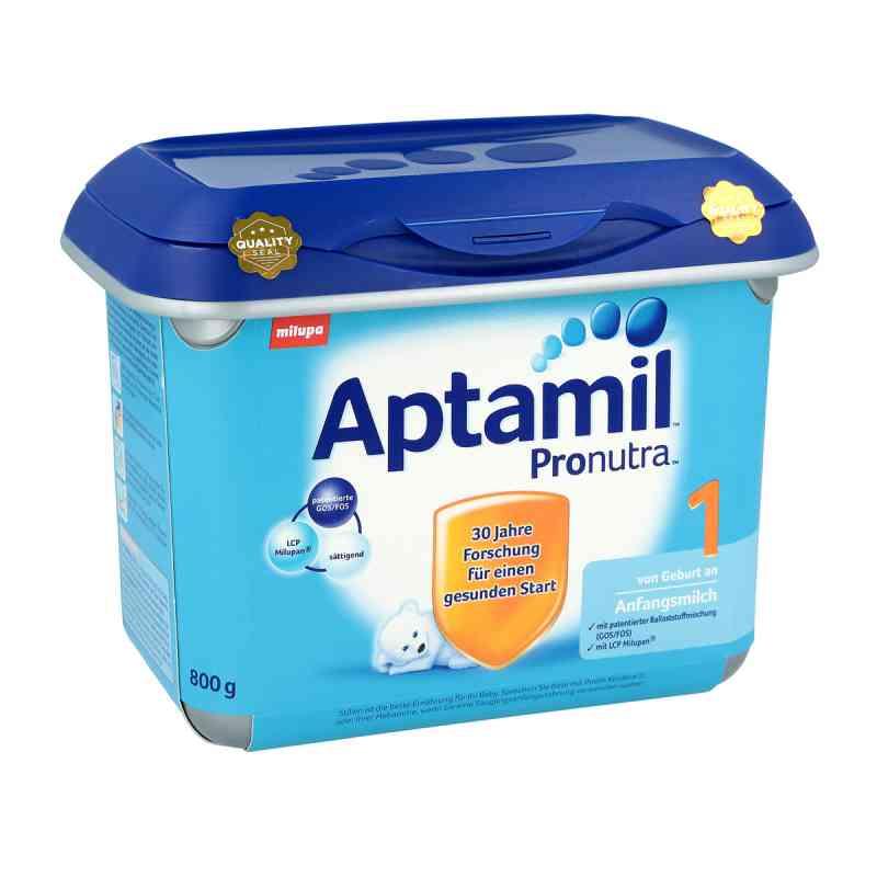 Aptamil Pronutra1 lekko modyfikowane dla niemowląt 0-6 miesięcy zamów na apo-discounter.pl