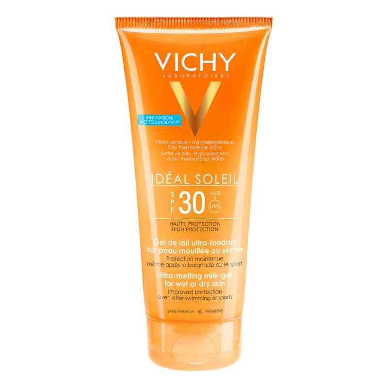 Vichy Ideal Soleil ultralekkie mleczko-żel SPF30  zamów na apo-discounter.pl