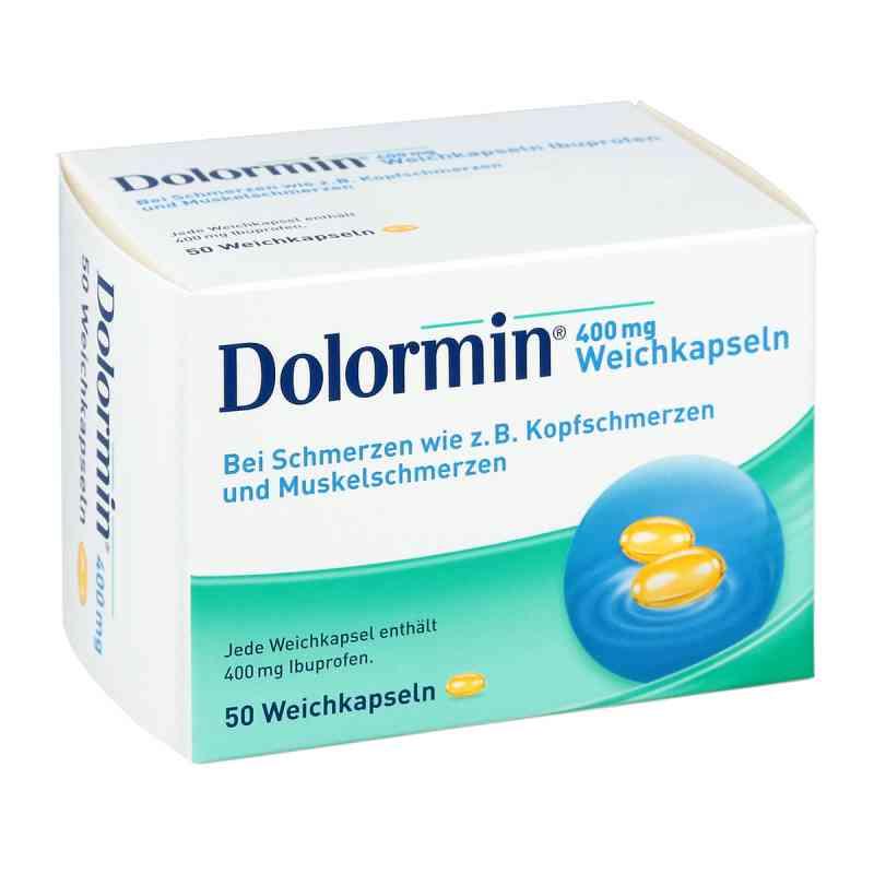 Dolormin 400 mg Weichkapseln  zamów na apo-discounter.pl