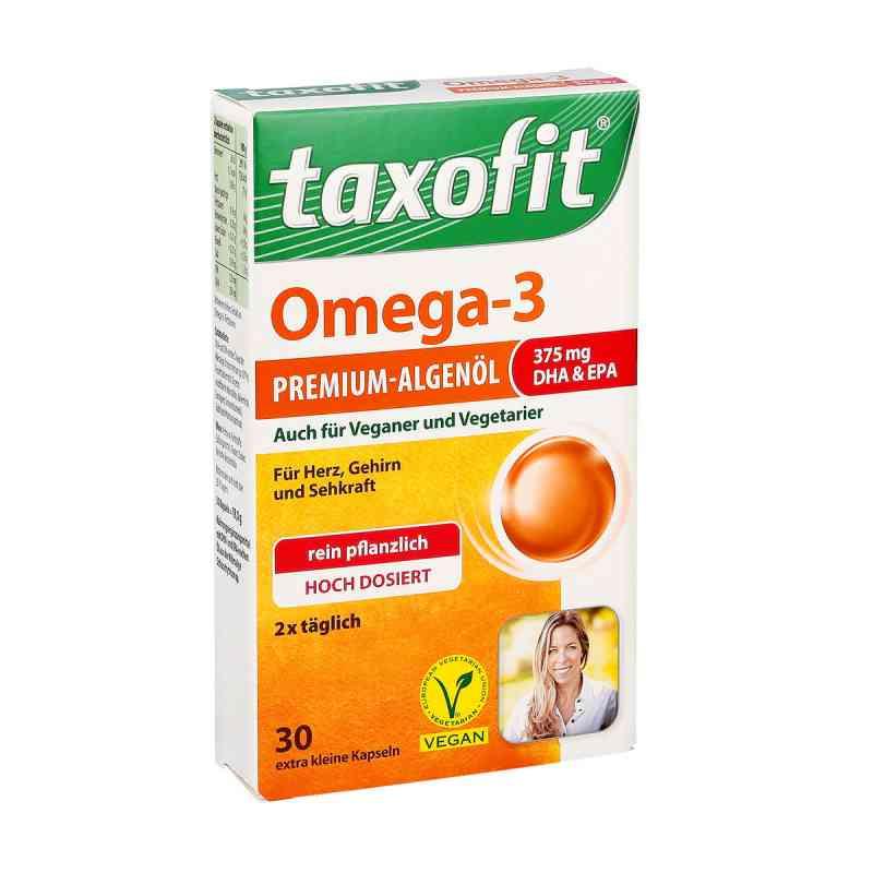 Taxofit Omega-3 Premium-algenöl Kapseln zamów na apo-discounter.pl