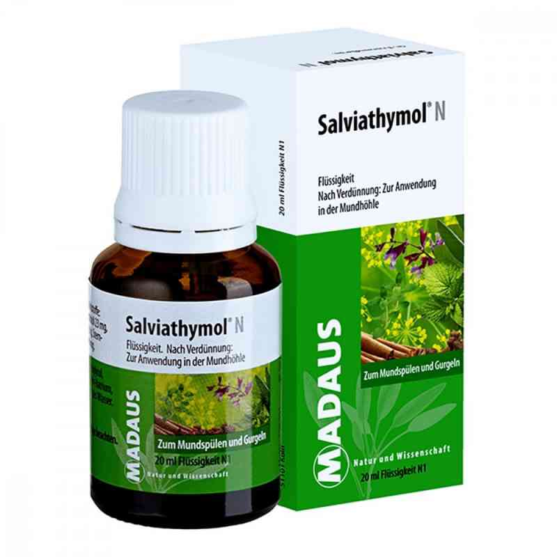Salviathymol N Madaus Tropfen zamów na apo-discounter.pl