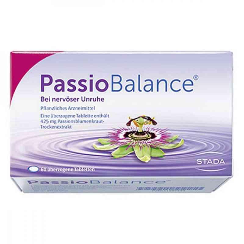Passio Balance überzogene Tabletten  zamów na apo-discounter.pl
