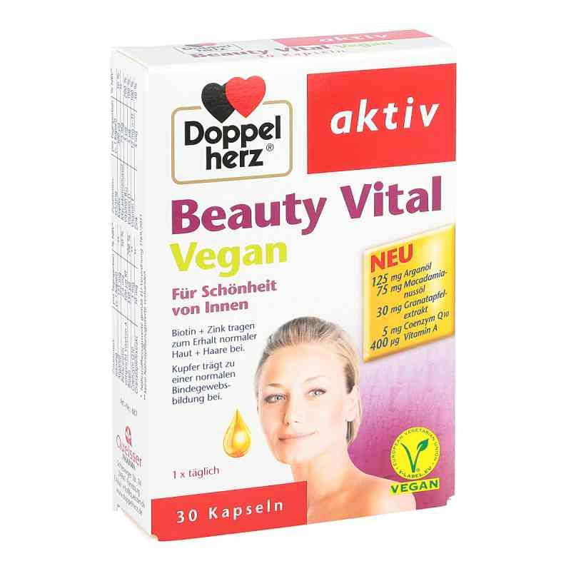 Doppelherz Beauty Vital vegan Kapseln  zamów na apo-discounter.pl