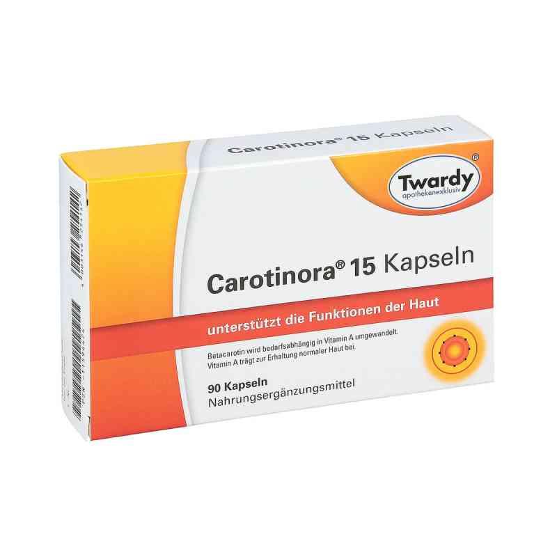 Carotinora 15 Kapseln zamów na apo-discounter.pl