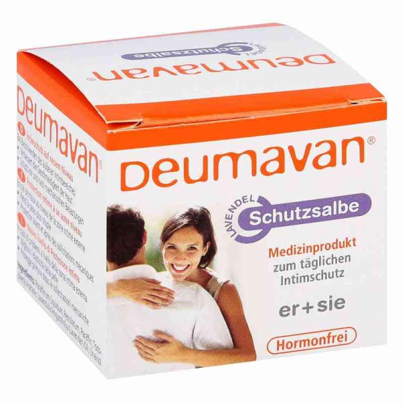 Deumavan Schutzsalbe Lavendel Dose zamów na apo-discounter.pl